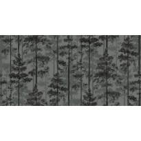 Tapetti Engblad & Co Graphic World, Pine 8826, 0.53x10.05m, vihreä/harmaa