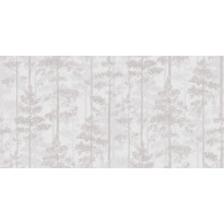 Tapetti Engblad & Co Graphic World, Pine 8828, 0.53x10.05m, valkoinen