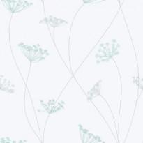 Tapetti Engblad & Co Decorama Easy Up 2019 9302, sininen