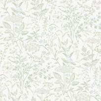 Tapetti Engblad & Co Decorama Easy Up 2019 9336, valkoinen