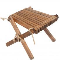 Sivupöytä/rahi EcoFurn Lilli, mänty, ruskea