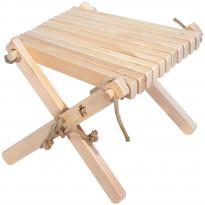 Sivupöytä/rahi EcoFurn Lilli, tervaleppä, natural