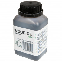 Puuöljy Ecofurn 2.5dl, ruskea