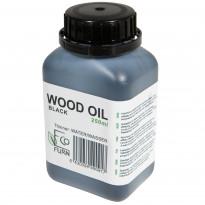 Puuöljy Ecofurn 2.5dl, musta