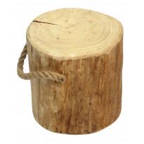 Jakkara EcoFurn Pölkky, Ø25-35x30cm, käsittelemätön