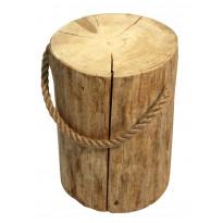 Jakkara EcoFurn Pölkky, Ø25-35x45cm, käsittelemätön