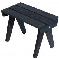 Pöytä Ecofurn Granny mänty, musta