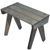 Pöytä EcoFurn Granny mänty, harmaa