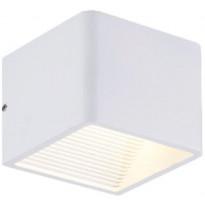 LED-sisustusvalaisin FTLight Helmi, 5W, IP20, 3500K, valkoinen