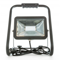 LED-valonheitin LED Energie Cspot, 30W, 2400lm, musta, jalustalla
