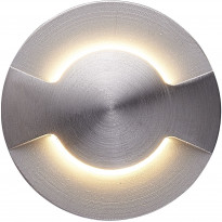 LED-terassivalaisin FTLight Prima Two, 3W, IP44, 3000K, RST