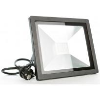 LED-valonheitin LED Energie Slim, 200W, IP44, 4500K, 16000lm