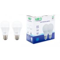 LED-pakkaslamppu LED Energie, 10W, 4000K, 810lm, 2kpl/pkt
