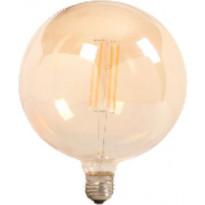 LED-lamppu NordLED Interior Grande, 8W, E27, ø200mm