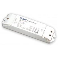 LED-muuntaja FTLight 24V, 36W, IP20, himmennettävä TRIAC/push dimm