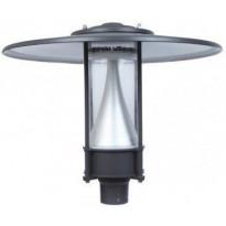 LED-puistovalaisin FTLight Lumoa I, 36W, IP44, tummanharmaa