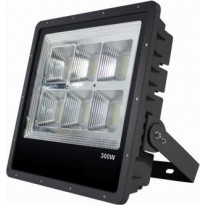 LED-valonheitin FTLight Work Platinum, 300W, 4500K, 490x481x107mm, musta