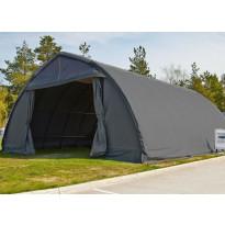 Pressutalli kalustolle Ranch Premium, 9.2x12x4.85m, oviaukko 5.15x3.6m, 900g/m2