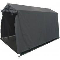 Pressutalli Prohall Grey, 3x2m, 250g/m2