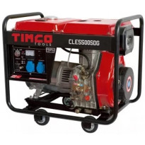 Diesel-generaattori Timco CLE5500SDG, 230V