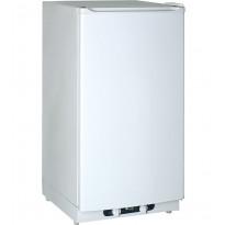 Kaasujääkaappi pakastelokerolla Frezzer HR110GAS, 56cm, valkoinen
