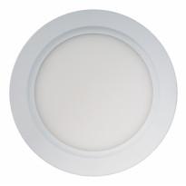 LED-paneelivalaisin FTLight Slim, 16W, IP44, 3000K, himmennettävä, valkoinen
