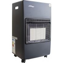 Kaasulämmitin  Thermal Plus 4,2 kW, musta