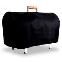 Suojahuppu Kobe sähkösavustimelle, musta premium, UV-suojattu, 5,5x45x25,5cm