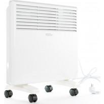 Läpivirtauslämmitin Thermal Plus kosteaan tilaan 1000W, pystymalli, valkoinen