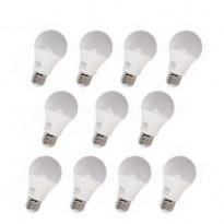 LED-lamppu E27, 10W, 810lm, A60, 3000K, 10 kpl/ptk