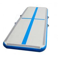 Voimistelualusta Airtrack Gymsport Pro, 500D, 2,5kg/m2, 3x1m, PVC, sininen