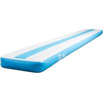 Ilmavolttipatja GymSport AirBeam Advance, 3m, sininen, Verkkokaupan poistotuote