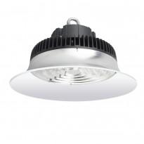 LED-myymälävalaisin FTLight Sky, 150W, IP44, 4500K, hopea