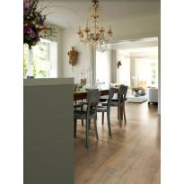Komposiittilattia Egger Flooring Design GreenTec, Tammi Elva Ruskea, 1.995 m²/pkt