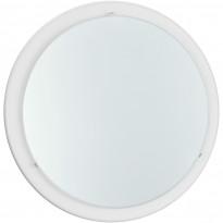 Plafondi LED Planet, 12W, Ø29cm, valkoinen