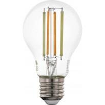 LED-polttimo Eglo Crosslink, E27, 6W, A60, säädettävä värilämpötila