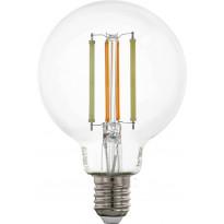 LED-polttimo Eglo Crosslink, E27, 6W, G80, säädettävä värilämpötila