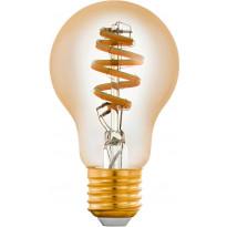 LED-polttimo Eglo Crosslink, E27, 5.5W, A60, säädettävä värilämpötila