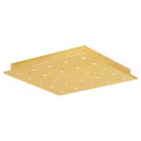 LED-katto-/seinävalaisin Eglo Vezeno 1 470x470mm, 25-osainen, kulta 39058