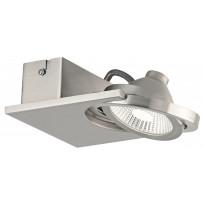 LED-katto-/seinäspotti Eglo Brea, teräs 39247