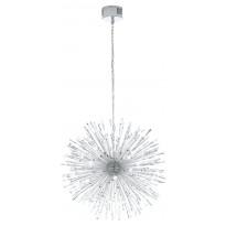 LED-riippuvalaisin Eglo Vivaldo 1, Ø980mm, 32-osainen, kromi, kristalli 39262