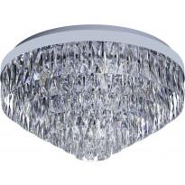 Kattovalaisin Eglo Crystal&Design Valparaiso, Ø580mm, kromi, Verkkokaupan poistotuote