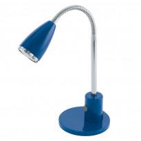 Pöytävalaisin Fox LED, sininen