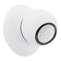Kattovalaisin Norbello 3 LED, valkoinen