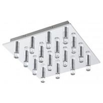 LED-Kattovalaisin Eglo Teocelo, 370x370mm, kromi 95363