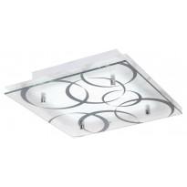 LED-plafondi Eglo Concabella, 280x280mm, kuvioitu 95528