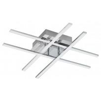 LED-kattovalaisin Eglo Lasana 1, 500x500mm, kromi 95568