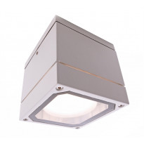 Kattovalaisin ulos Deko-Light Mob Square II, 108x100 mm, valkoinen