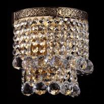 Seinävalaisin Maytoni Diamant Gala, kulta/kristalli