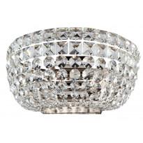 Seinävalaisin Maytoni Diamant Crystal Basfor, kromi